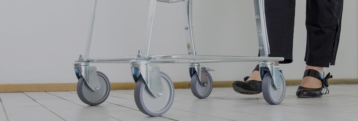 Manner E-sarjan kevyet kalustepyörät