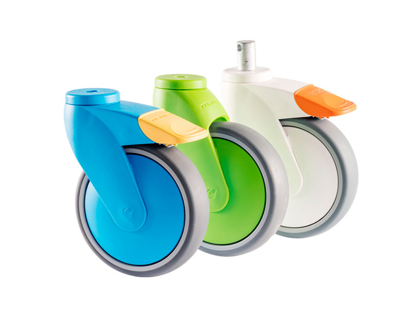 Manner customized castors